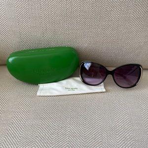 "Kate Spade Sunglasses""Vida"" Style"